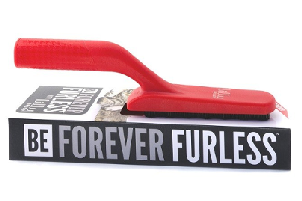 Be Forever Furless, brosse pour enlever les poils d'animaux.