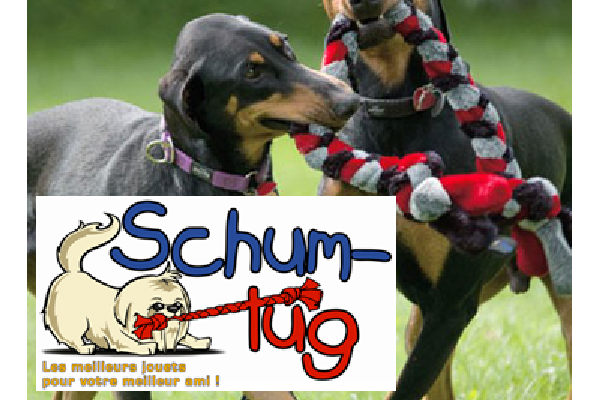 Schum-tug, corde solide pour tirer